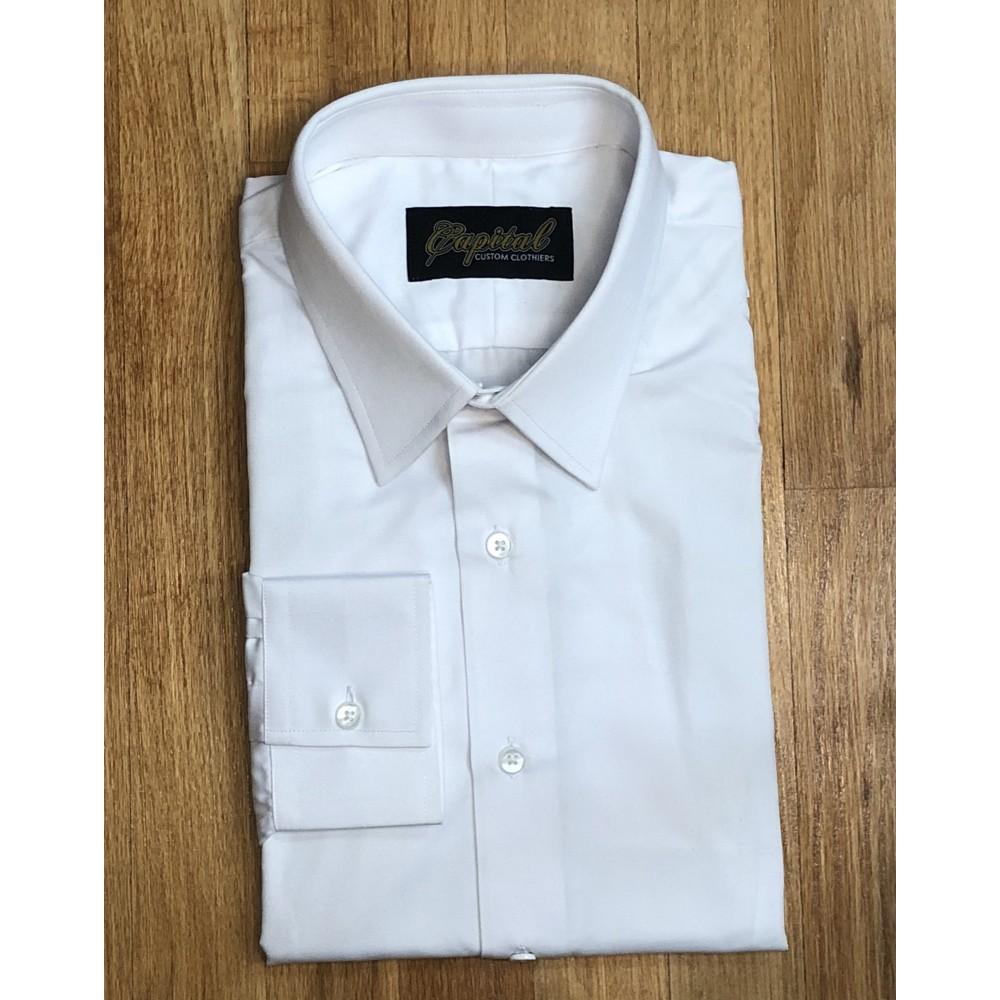 """White Dress Shirt - Neck 17.5"""""""