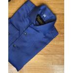 """Dark Blue Shirt - Neck 14.5"""""""