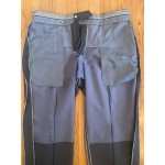 Taupe Wool Pants - Waist 39