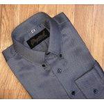 "Charcoal Shirt  - Neck 15.5"""