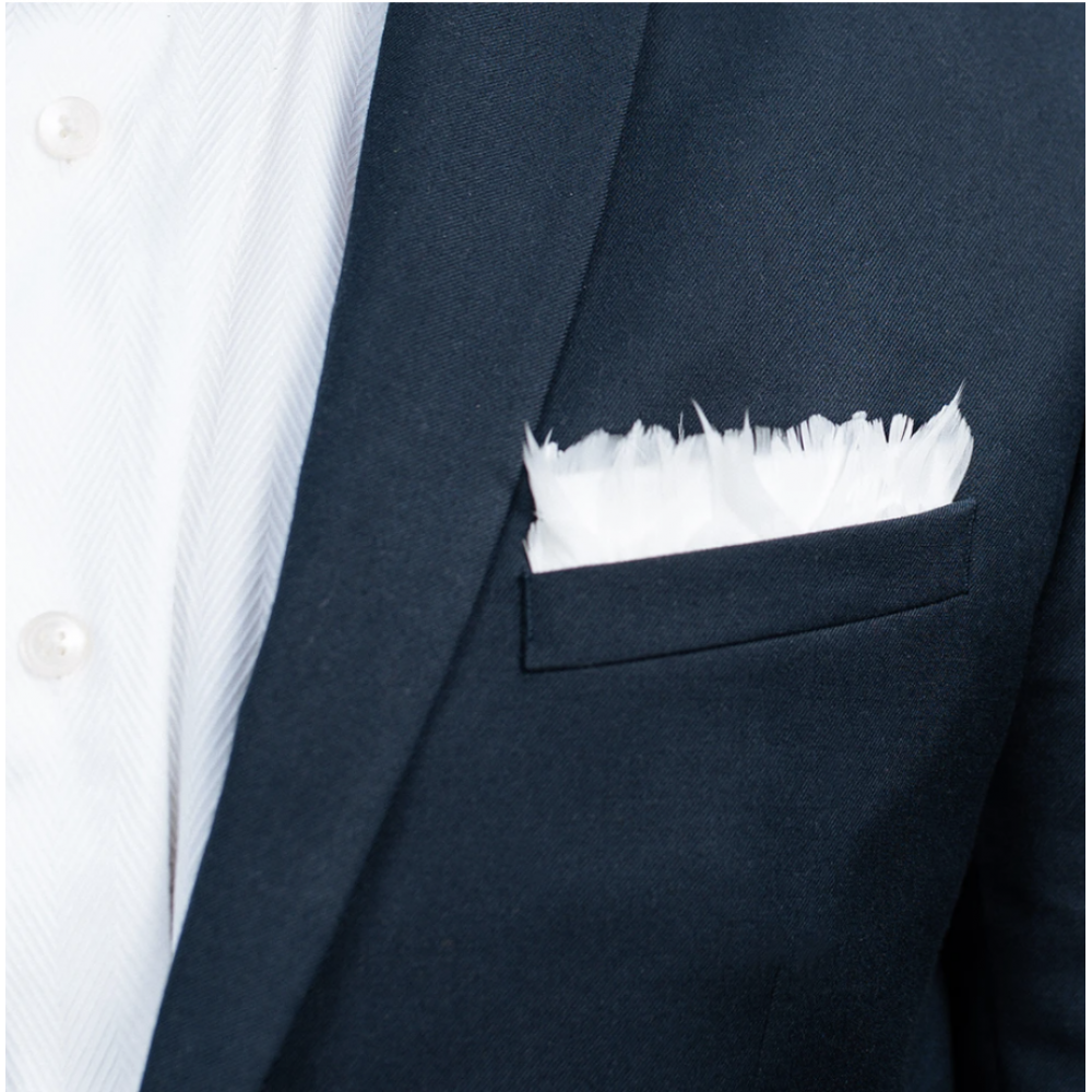 Carew Pocket Square
